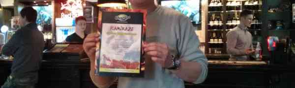 Champs Kamikaze Chicken Wing Challenge