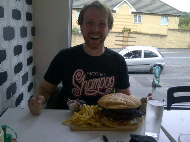 Giant-burger