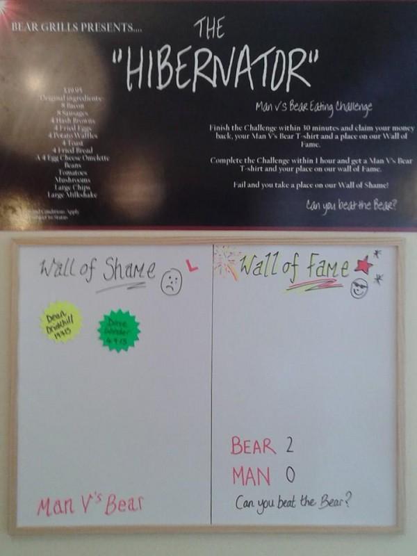 Hibernator-challenge