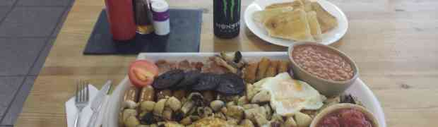 Monster Mega Breakfast Challenge Bristol