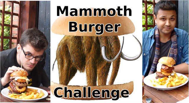 Mammoth-burger