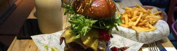 Kua 'Aina Burger Challenge