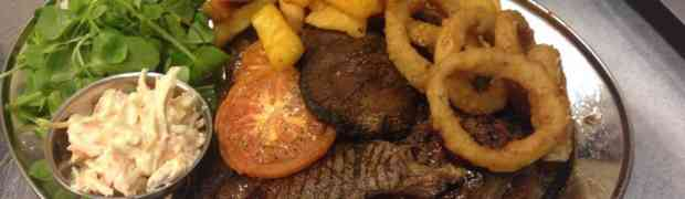 The Big Ugly Burger & Steak Challenges