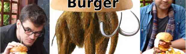 The Mammoth Burger Challenge