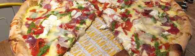 NY Fold - 20 Inch Pizza